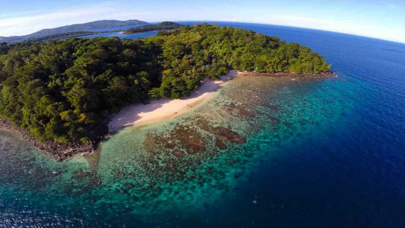 2 Pesona Kekayaan Alam Pulau Bangka