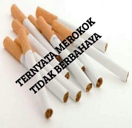 Pakar Membuktikan Ternyata Rokok Aman