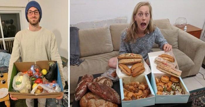 Pasangan Ini Makan 'Sampah' Demi Berhemat