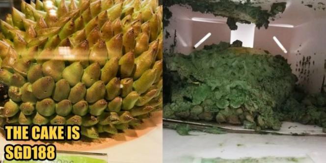 Pesan Kue Durian, yang Datang Durian Runtuh
