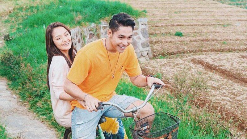 Siti Badriah Foto Prewed di Bali, Ini Perjalanan Cintanya
