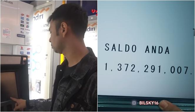 Saldo ATM Artis-Artis Ini bikin Kaget Netizen