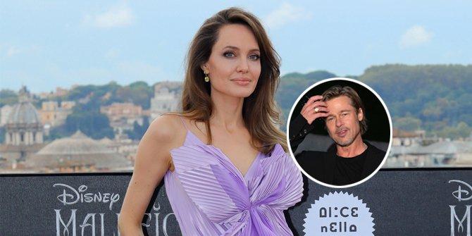 Angelina Jolie Belum Bisa Maafkan Brad Pitt