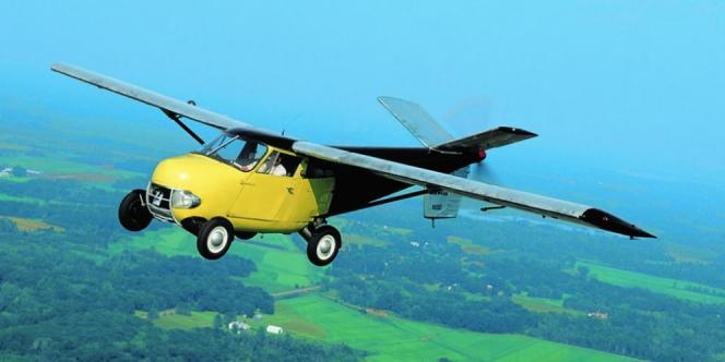 Mobil Terbang Antik Dilelang Rp12 M