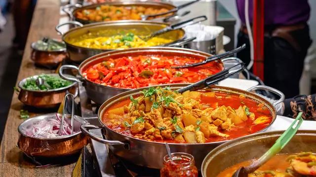 5 Negara yang Terbanyak Membuang Makanan