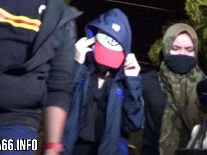 Diduga Prostitusi Online Polisi Amankan Artis FTV