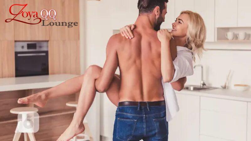 3 Posisi Berhubungan Seks Sambil Berdiri