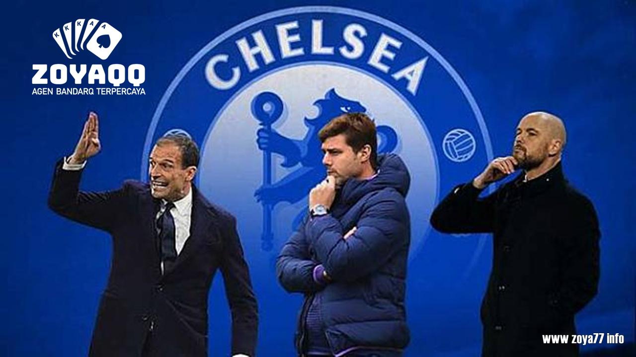 5 Pelatih Ini Layak Dipertimbangkan Untuk Gantikan Frank Lampard