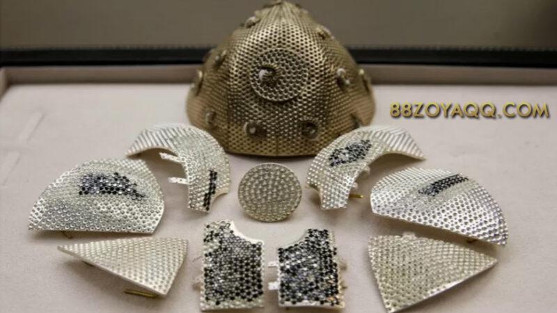 Ini Dia Masker Termahal di Dunia Seharga Rp 21 M