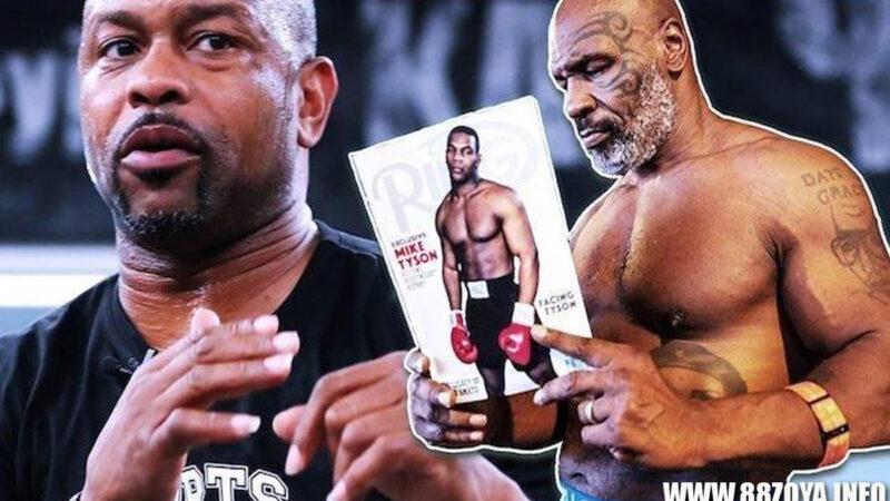 Bukti Menyeramkan Mike Tyson Kangkangi Roy Jones