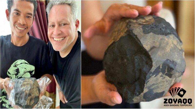 5 Fakta Batu Meteor Senilai Rp 26 Miliar Milik Josua, Hangat Saat Diangkat hingga Dijadikan Batu Cincin