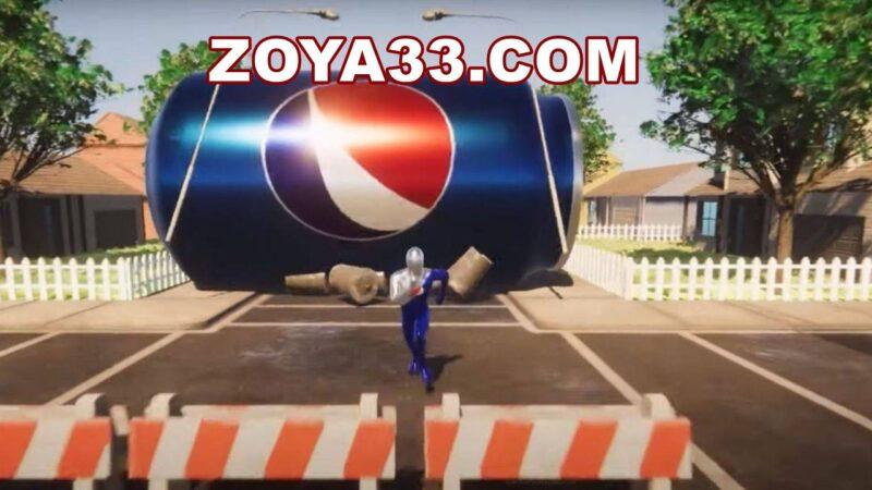 Kini, Game Legendaris Pepsiman Hadir dengan Fitur Ray-Tracing!