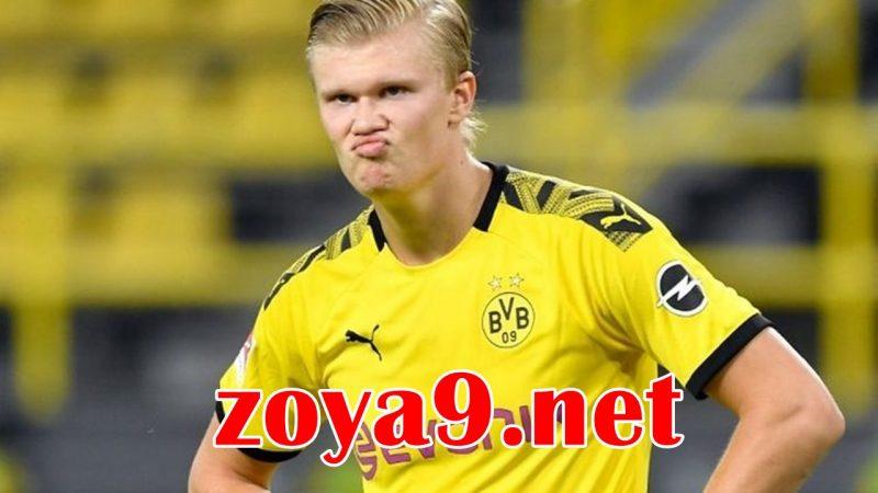 5 Klub yang Masuk Bursa Transfer Erling Haaland