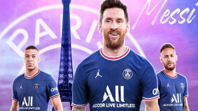 Trio MNM Segera Beraksi Bela PSG Messi Masuk Tim