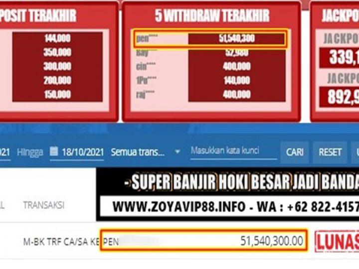 Hujan Berkah Hoki Exclusive Jadi Bandar di ZoyaQQ!